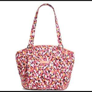 Vera Bradley handbag and wallet.